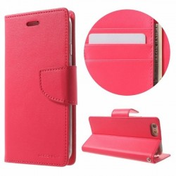 Mercury Bravo iPhone 12 Pro Max 6,7 Handytasche pink
