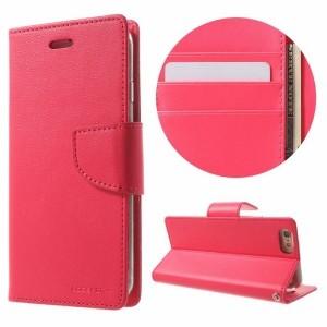 Mercury Bravo iPhone 12 / 12 Pro 6,1 Handytasche pink
