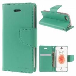 Mercury Bravo iPhone 12 / 12 Pro 6,1 Handytasche mint