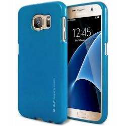 Mercury iPhone 12 mini 5,4 i-Jelly Hülle / Case / Cover blau
