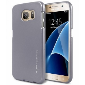 Mercury iPhone 12 mini 5,4 i-Jelly Hülle / Case / Cover grau
