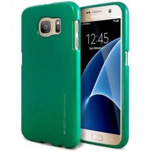 Mercury iPhone 12 mini 5,4 i-Jelly Hülle / Case / Cover grün