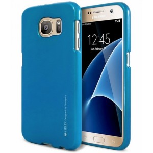 Mercury iPhone 12 Pro Max 6,7 i-Jelly Hülle / Case / Cover blau