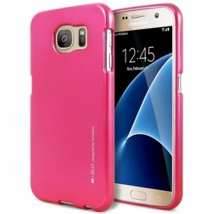 Mercury iPhone 12 Pro Max 6,7 i-Jelly Hülle / Case / Cover pink