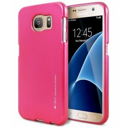 Mercury iPhone 12 / 12 Pro 6,1 i-Jelly Hülle / Case / Cover pink