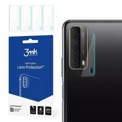 3MK Kameraobjektiv Glas Huawei P Smart 2021 Kameraobjektivschutz 4 Stück