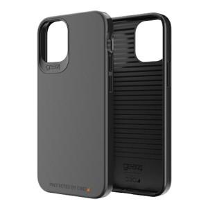 Gear4 iPhone 12 mini 5,4 Holborn D3O Hülle / Cover Schwarz