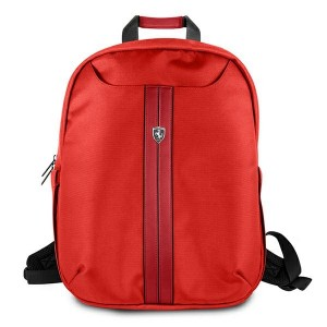 "Ferrari Laptop / Notebook Rucksack Urban 15,6"" rot Off Track FEURBPS15RE"