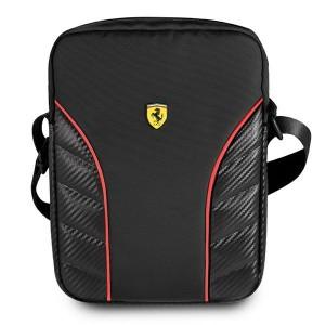 "Ferrari Tablet 10"" Tasche Schwarz Scuderia FESRBSH10BK"