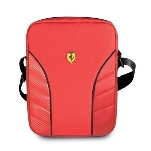 """Ferrari Tablet 10"""" Tasche Rot Scuderia FESRBSH10RE"""