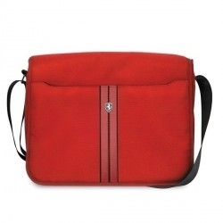 "Ferrari Notebook / Laptop Tasche Tablet 13"" Rot Urban FEURMB13RE"