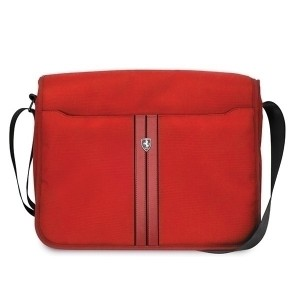 "Ferrari Notebook / Laptop Tasche Tablet 13"" Rot Urban FEURMB13RE"