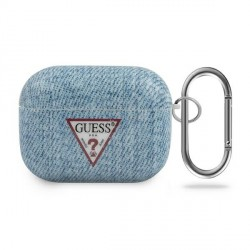 Guess AirPods Pro cover Jeans Kollektion GUACAPTPUJULLB