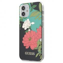 GUESS iPhone 12 mini 5,4 Schutzhülle N1 Flower Collection