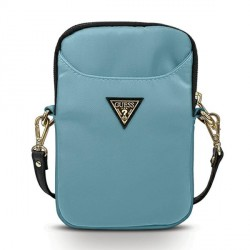 "GUESS 8 "" Zoll Tablet Tasche Triangle Logo blau GUPBNTMLLB"
