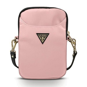 "GUESS 8 "" Zoll Tablet Tasche Triangle Logo pink GUPBNTMLLP"