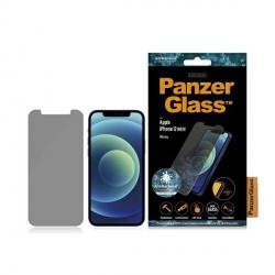 PanzerGlass iPhone 12 Mini Privacy CamSlider Privatsphäre Antibacterial