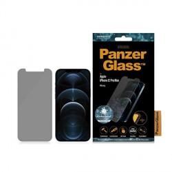 PanzerGlass iPhone 12 Pro Max Privacy CamSlider Privatsphäre Antibacterial