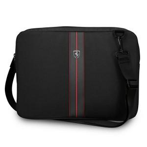 "Ferrari Urban Notebook / Laptop Tasche 15"" schwarz FEURCSS15BK"