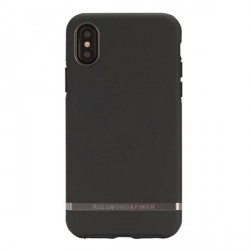 Richmond & Finch iPhone Xs Max Cover Black Out