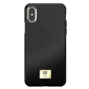 Richmond & Finch Cover Black Tar iPhone 6 Plus / 6s Plus / 7 Plus / 8 Plus schwarz