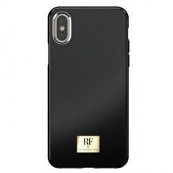 Richmond & Finch iPhone Xs Max Cover Black Tar schwarz