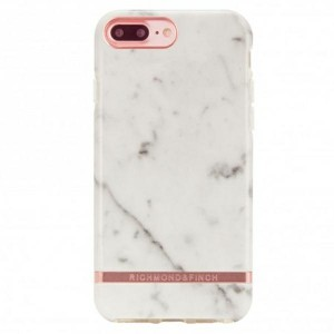 Richmond & Finch Cover White Marble iPhone 6 Plus / 7 Plus / 8 Plus
