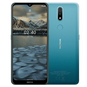 Nokia 2.4 DS 2 / 32 GB blau TA-1270