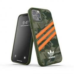 Adidas iPhone 12 / 12 Pro 6,1 OR Moulded PU moro camo green