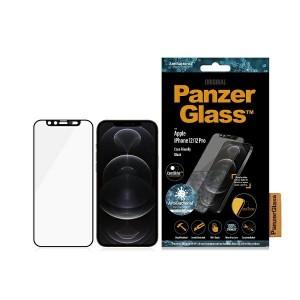 PanzerGlass iPhone 12 / 12 Pro Panzer Displayschutz AntiBacterial