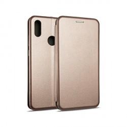 Beline Handytasche Samsung A42 Book Magnetic gold