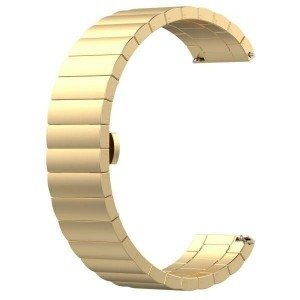 Beline Stahl Armband Watch 20mm Watch 3 42 Huawei Watch GT 2 Garmin Vivomove, Vivoactive 3 gold