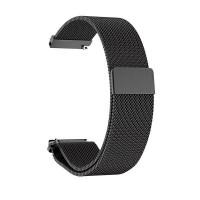 Beline Magnetarmband Watch 20mm Fancy Samsung, Huawei, Garmin Edelstahl schwarz