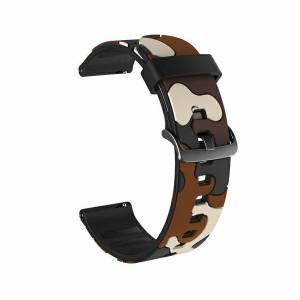 Beline Silikon Armband Watch Active / 3 20 mm 41mm Huawei GT 2 Garmin Vivomove, Vivoactive 3 Camo 2