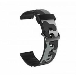 Beline Silikon Armband Watch Active / 3 20 mm 41mm Huawei GT 2 Garmin Vivomove, Vivoactive 3 Camo 5