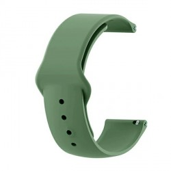 Beline Silikonarmband Watch 22mm Samsung Gear S3 / Active Watch 3 / Huawei GT 2 Proi Everyday grün