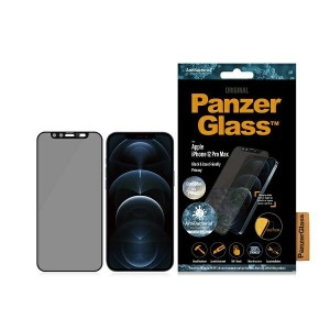 PanzerGlass iPhone 12 Pro Max Privacy CamSlider Privatsphäre Microfracture
