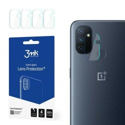 3MK Kameraobjektiv Glas OnePlus Nord N100 Kameraobjektivschutz 4 Stück