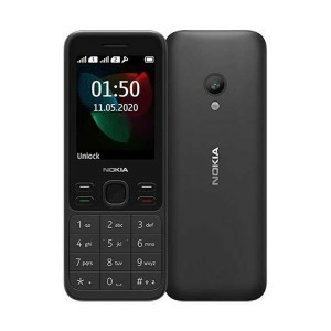 Nokia 150 DS schwarz TA-1235