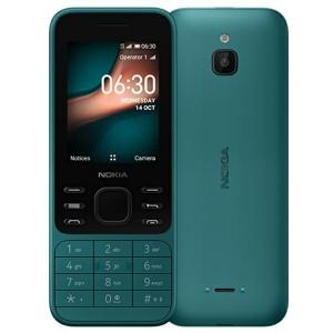 Nokia 6300 4G cyan Grün TA-1286